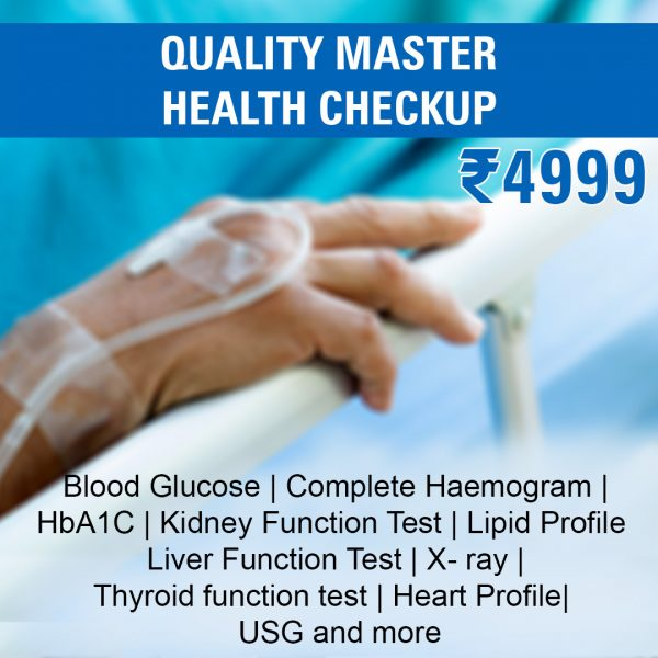Quality Master Health Checkup