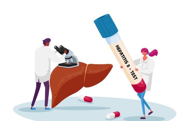 Hepatitis B Ag test